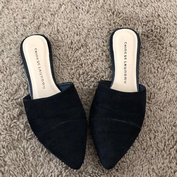 Chinese Laundry Shoes | Flat Mule